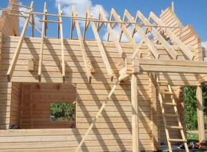 Maison à ossature bois