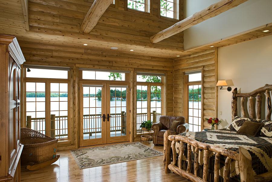 Superbe Maison En Bois De Luxe 490m