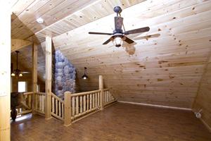 Maison en bois en kit 1.4