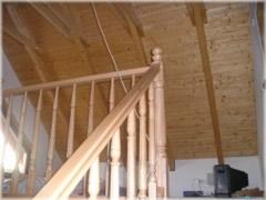 Maison en bois en kit 2.3