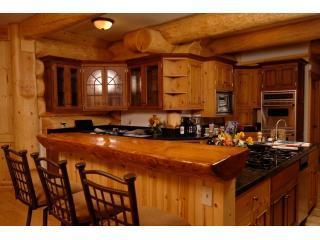 maison en bois de luxe shangri-La 12