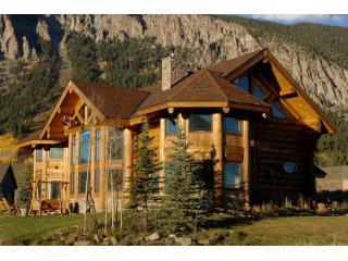 maison en bois de luxe shangri-La