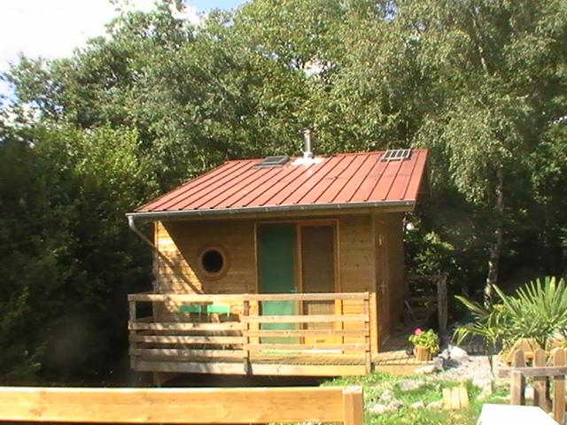 chalet maison en bois