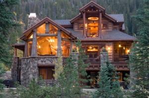 maison en bois americaine